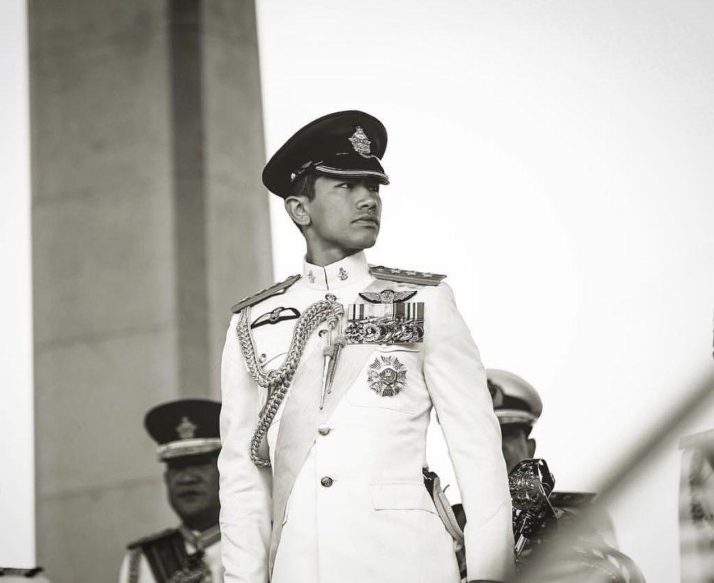 ブルネイ 王子 インスタ